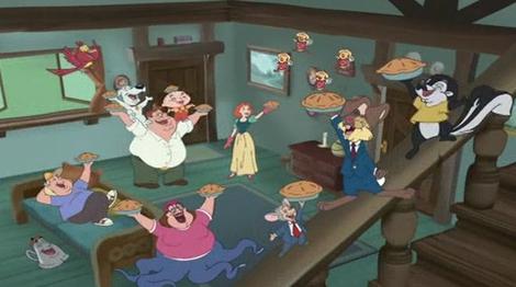 Disney Universe Family Guy Wiki
