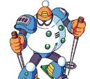 Mega Man 6 Robot Master Images