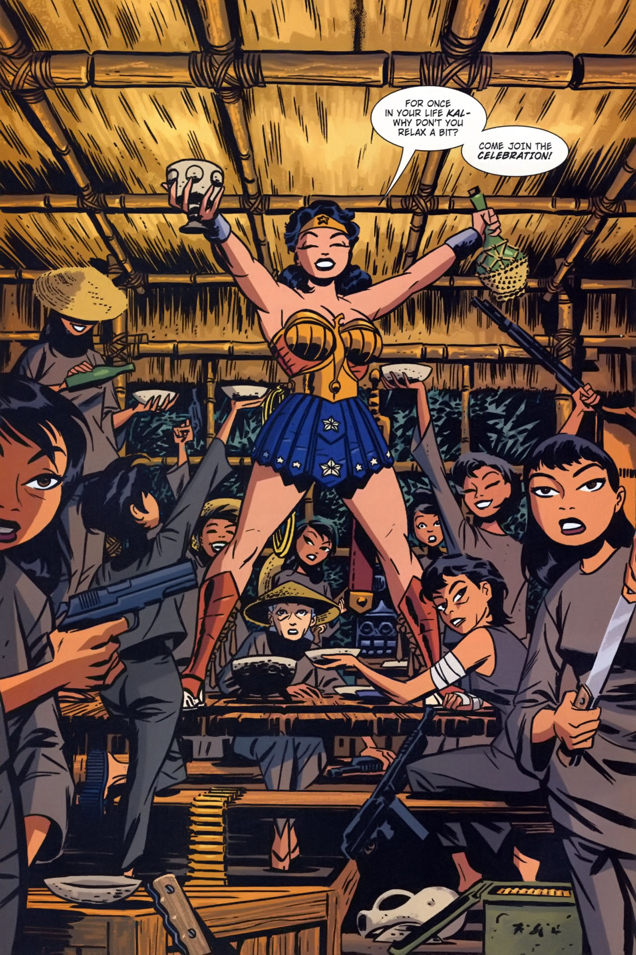 Wonder Woman Defeated Deviantart Wonder woman d.