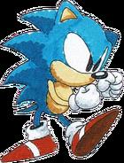 Sonic 173 concept art