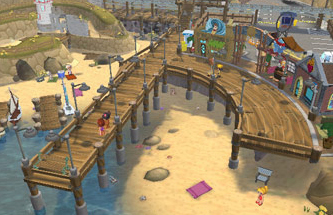 how to build a boardwalk sims 3