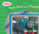 Too Hot for Thomas (book)