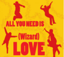 Images of All You Need is (Wizard) Love