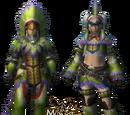 Qurupeco Armor (Blade)
