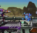 Mega Man X4 screenshots
