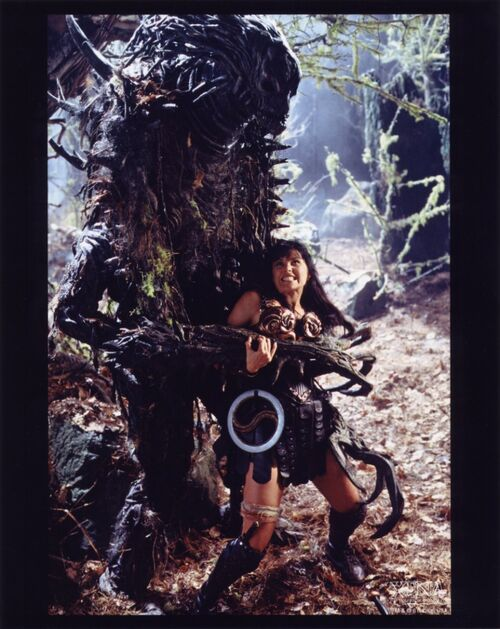 grindl the xena warrior princess and hercules the