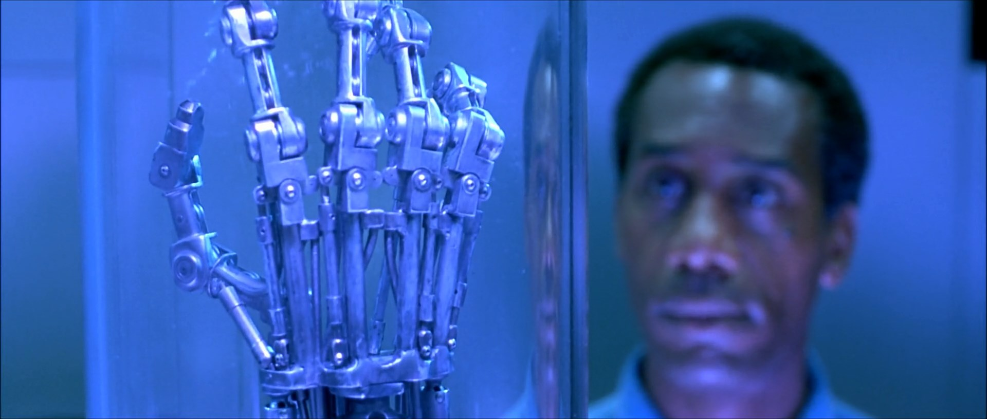 Terminator 2 Endoskeleton Arm