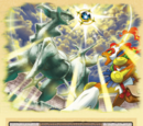 Territorios de Pokémon Mundo Misterioso Exploradores del Cielo