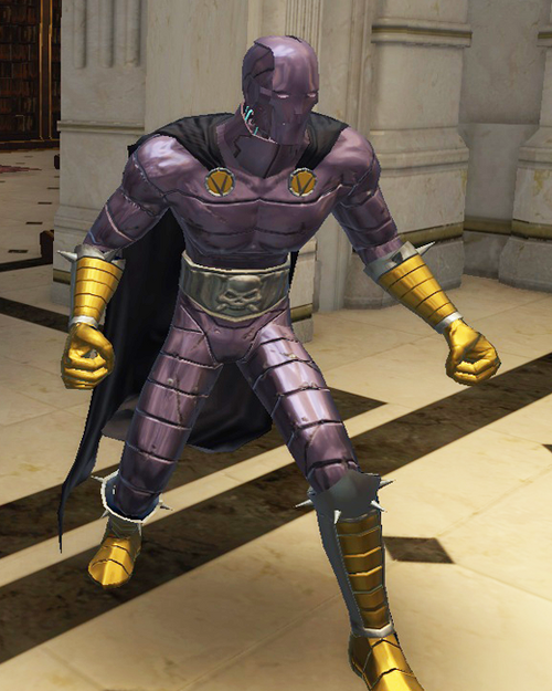 Annihilator Bot - The Champions Online Wiki - Heroes, Villains, Races, and more