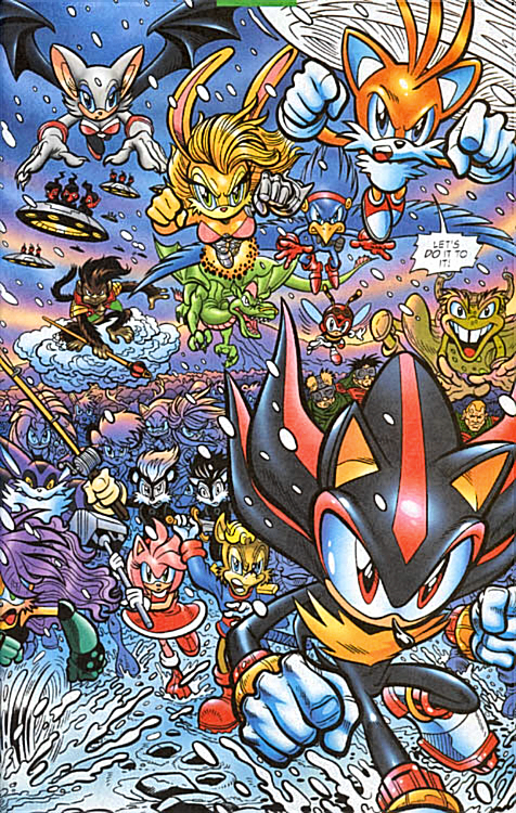 Mobian Sonic News Network The Sonic Wiki