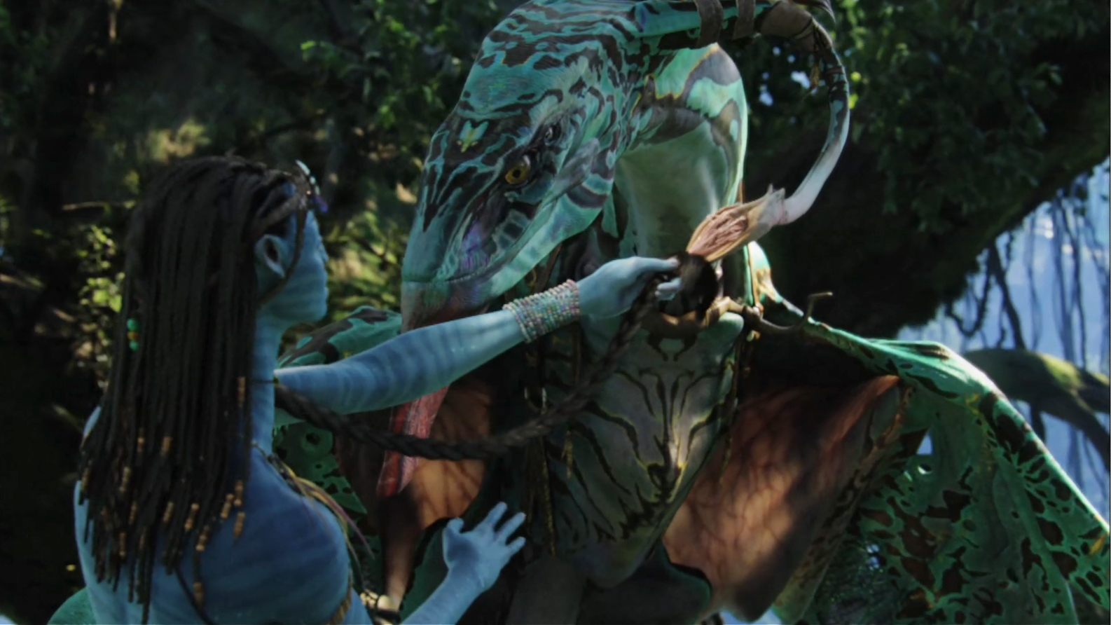 How Pandora The World of Avatar Reflects the Film