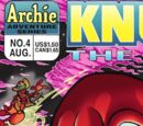 Archie Knuckles the Echidna Issue 4