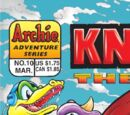 Archie Knuckles the Echidna Issue 10