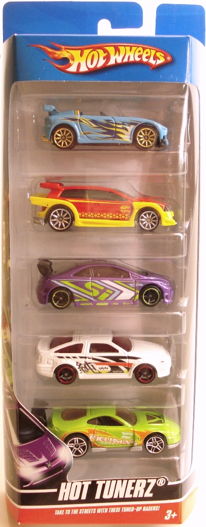 Hot Tunerz 5 Pack Hot Wheels Wiki