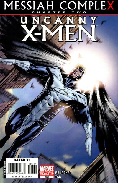 UNCANNY X-MEN #491 - Endangered Species pt 14 - NM Unread Issues.