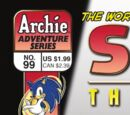 Archie Sonic the Hedgehog Issue 99