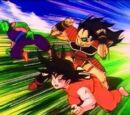 Batallas de Dragon Ball Z Kai