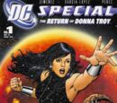 DC Special: Return of Donna Troy Vol 1 1