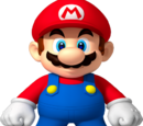 NEW Super Mario Bros. 7/Power-Ups
