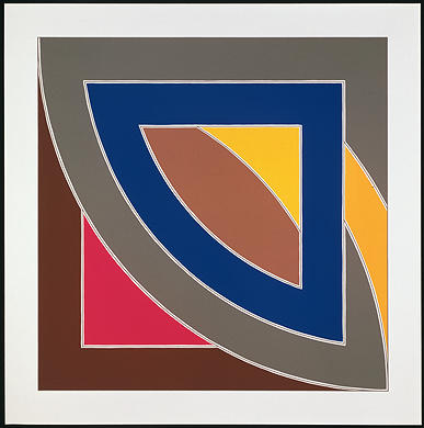 1000  images about Geo Painting on Pinterest   Frank Stella  Josef