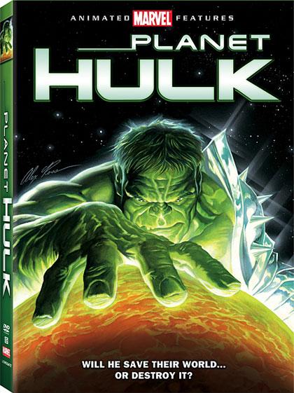 Planet Hulk full movie (2010)