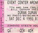 1993 - 4 December: San Jose, CA (USA)