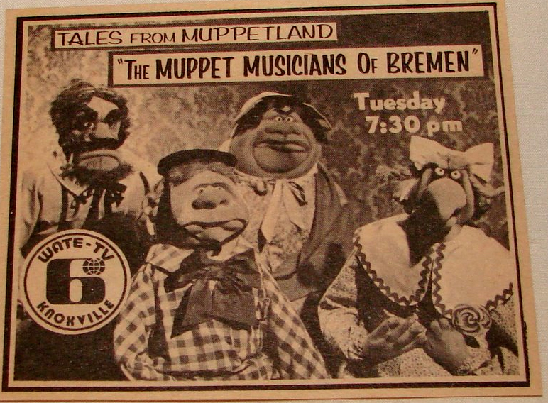 The Muppet Musicians Of Bremen Muppet Wiki Wikia