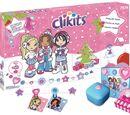 7574 CLIKITS Holiday Gift Calendar