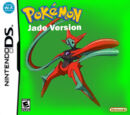 Pokémon Jade/Topaz Versions