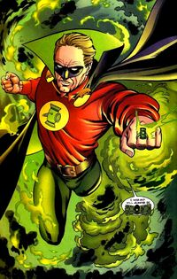 Green Lantern (Alan Ladd Wellington Scott)