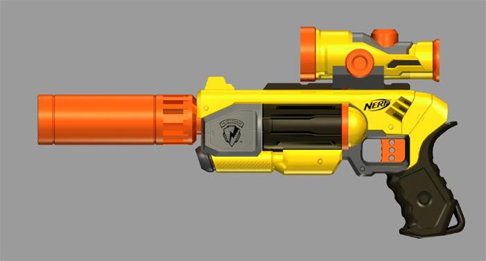 List Of Fictional Nerf N Strike Blasters Nerf Wiki