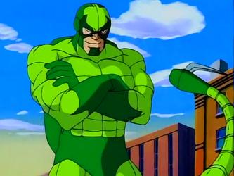 Scorpion - Marvel Animated Universe Wiki