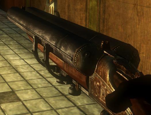 Resultado de imagem para Bioshock 2 sawed off