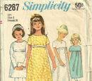 Simplicity 6287 A