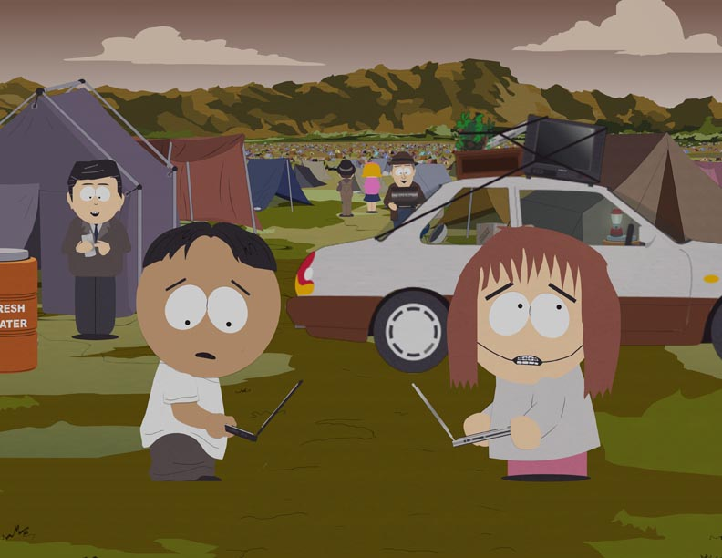 Shelly Marsh South Park Archives Cartman Stan Kenny