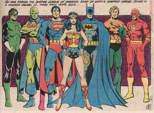 Original Justice League