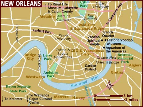 New Orleans - Urban Culture Wiki