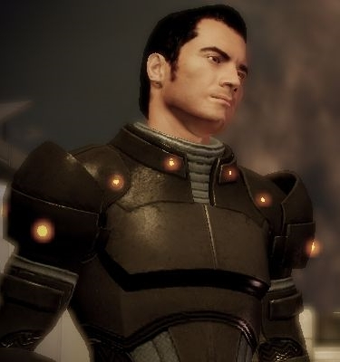 It's Kaidan, ok