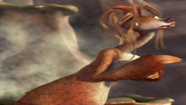 ice age red horn - photo #35