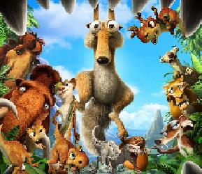 ice age red horn - photo #43