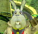 Peppy Hare/Games