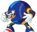 Mega Man: The Wily Wars bosses