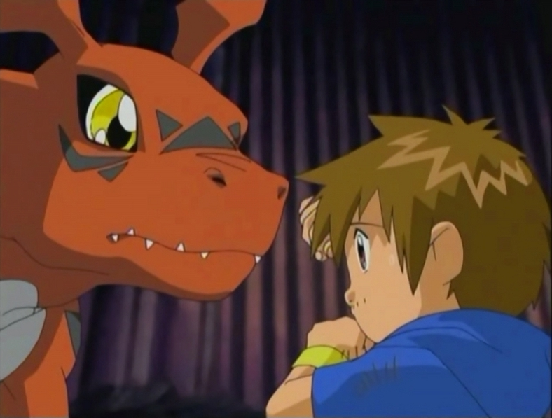 List of digimon tamers episodes digimon wiki go on an adventure to