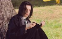 Severus Rogue en cinquième année