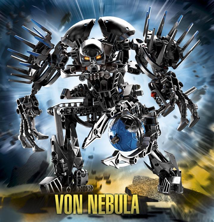 hero factory von nebula revamp - photo #36