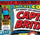 Captain Britain Vol 1 14
