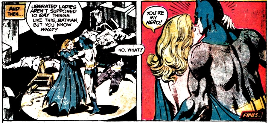 Image - Batman Black Canary kiss 02.jpg - DC Comics Database