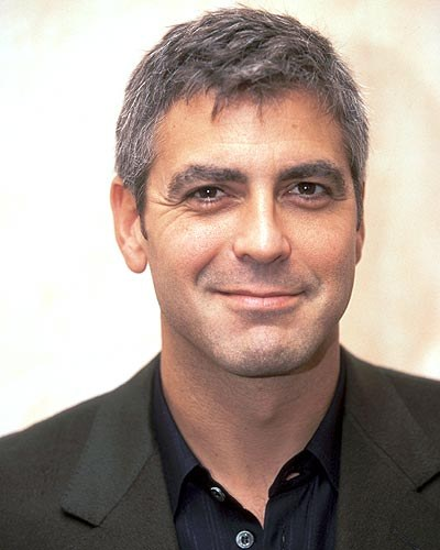 The Best And Worst Hairstyles For Men In Their 40s: George Clooney