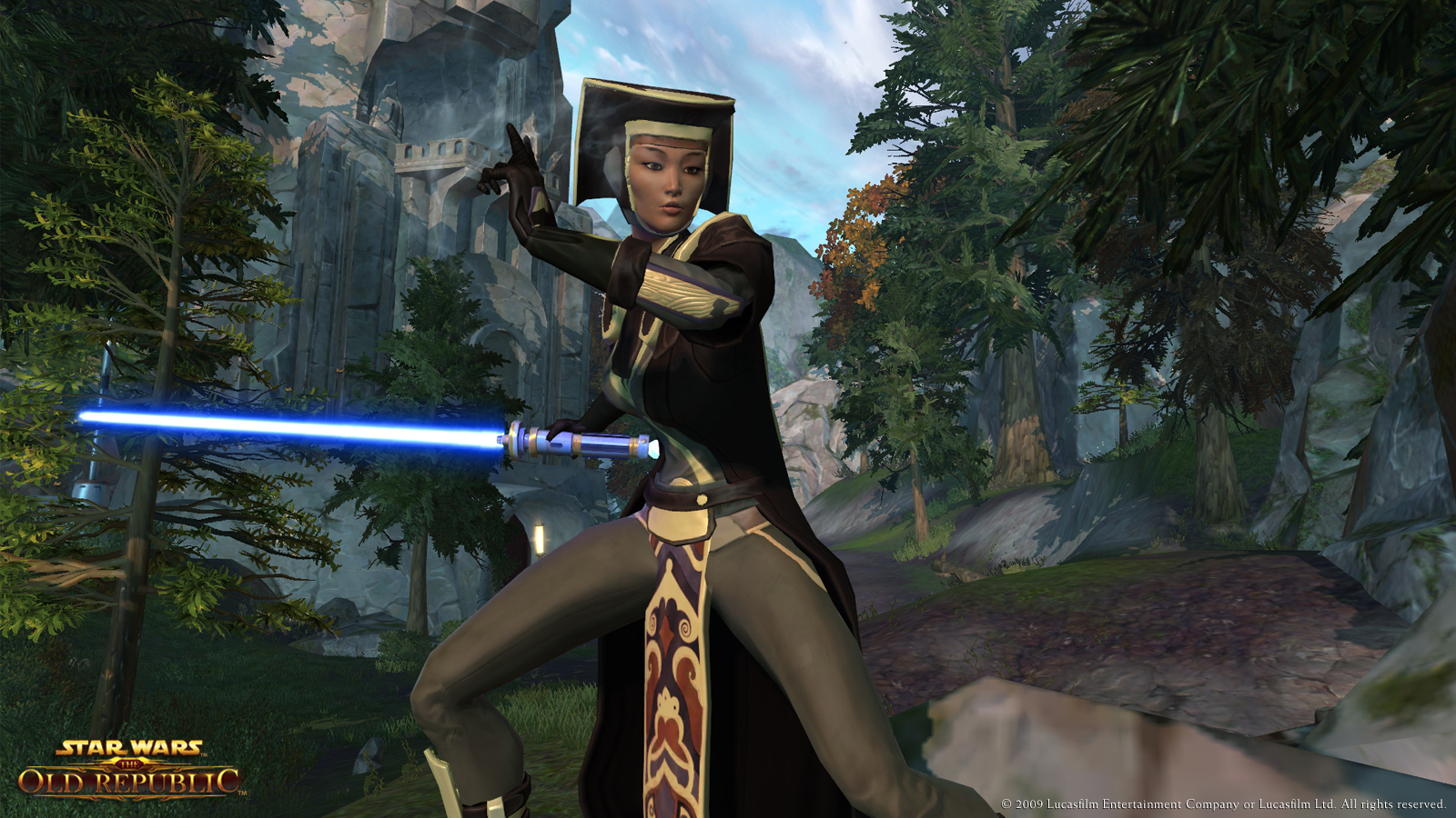 Lightsaber star wars the old republic wiki classes for Who is a consular