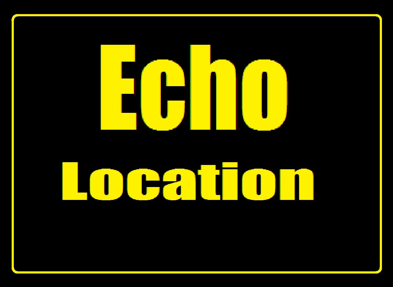 Echo Logo Echo locatio...